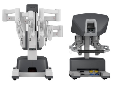 da Vinci(ロボット手術)